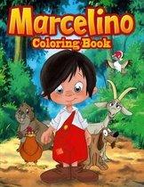 Marcelino Coloring Book