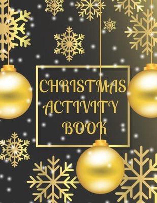 Christmass Activity Book