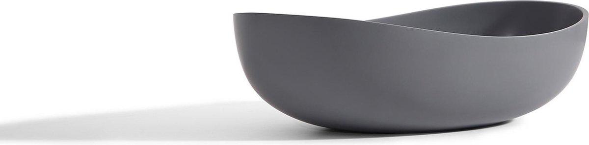 Mawialux opzet waskom | Solid surface | 65x40 cm | Mat grijs | ML-1005WB-G