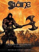 Omslag Slaine: Books of Invasions, Volume 2