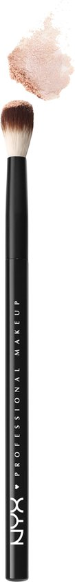 NYX PMU NYX Professional Makeup Pro Blending Brush - PROB16 - Oogschaduw kwast - 1 st