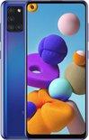 Samsung Galaxy A21s - 128GB - Blauw