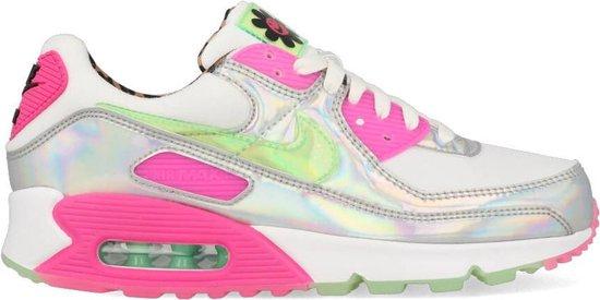 Nike W Air Max 90 LX Roze - Dames Sneaker -  CQ2559-100 - Maat 40