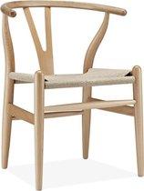 Wishbone Y-Stoel style CH24 - Naturel - Y-Chair
