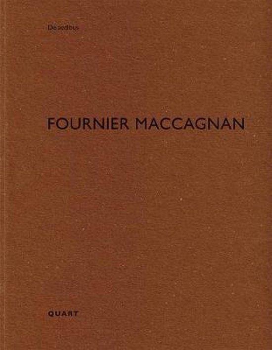 Boek cover Fournier-Maccagnan van Heinz Wirz (Paperback)