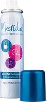 Merula spray - desinfectie en schoonmaken menstruatiecup