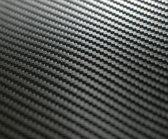 Auto/Car Wrap Folie 3D Carbon - Vinyl Auto / Car Wrapping Carbon folie- 100 x 50 cm - Zwart