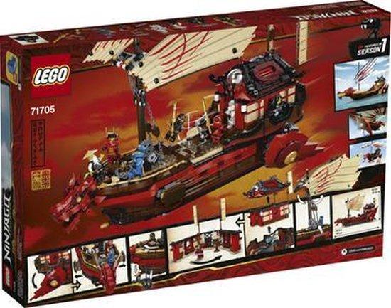 LEGO NINJAGO Legacy Destiny's Bounty - 71705
