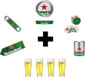 Heineken  Bier Cadeau Pakket!