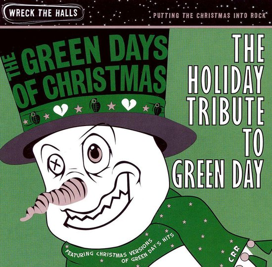 Green Days of Christmas: The Green Day Tribute