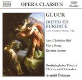Ostman/Biel/Boog/Avemo/Drottni - Gluck: Orfeo Ed Euridice