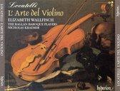 Locatelli: L'Arte del Violino Op. 3 / Wallfisch, Kraemer