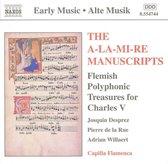Alte Musik  A-LA-MI-RE Manuscripts / Capilla Flamenca