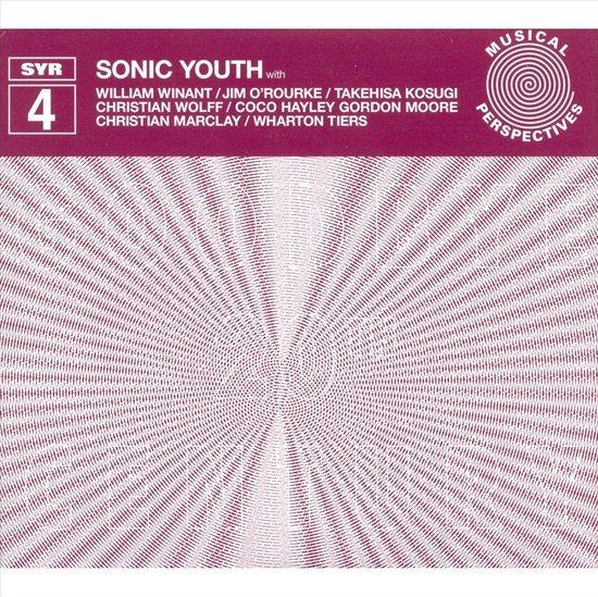 CD cover van Goodbye 20th Century van Sonic Youth