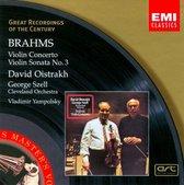 Violin Concerto/ Violin Sonata no. 3
