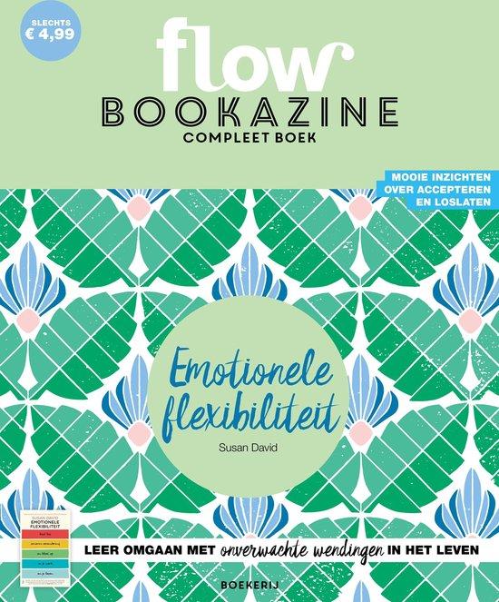 Afbeelding van Flow Magazine - Bookazine 2-2020 - Emotionele Flexibiliteit