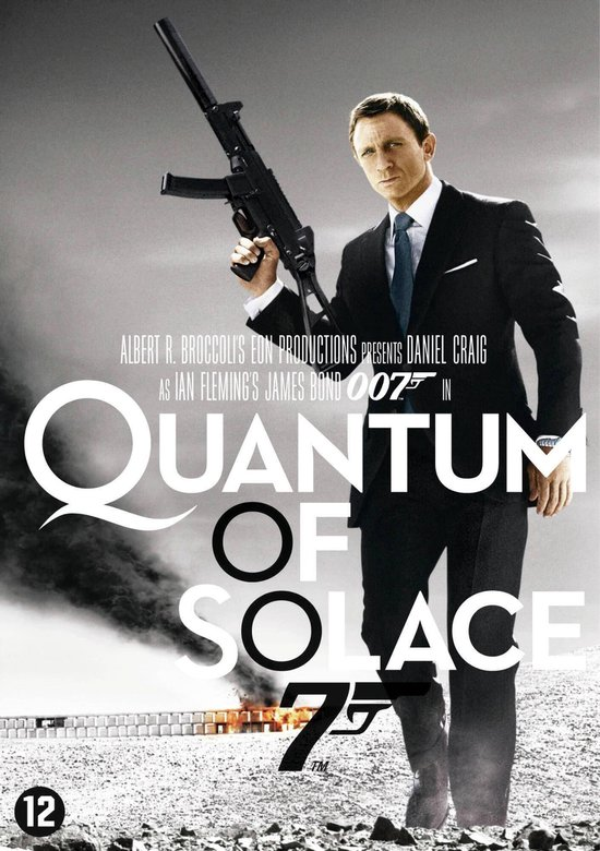 James Bond 22 - Quantum Of Solace
