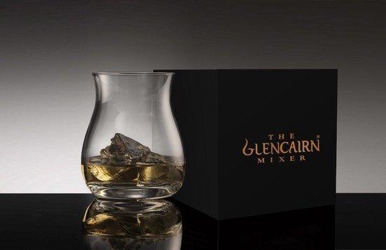 Glencairn Mixer/Tumbler Whiskyglas   Voor de liefhebbers van Whisky met ijs   Kristal   Handgemaakt in Schotland   Geschenkverpakking