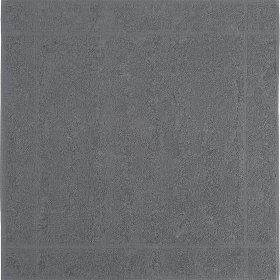 Clarysse Keukendoek Grijs 50x50 cm - 12 stuks