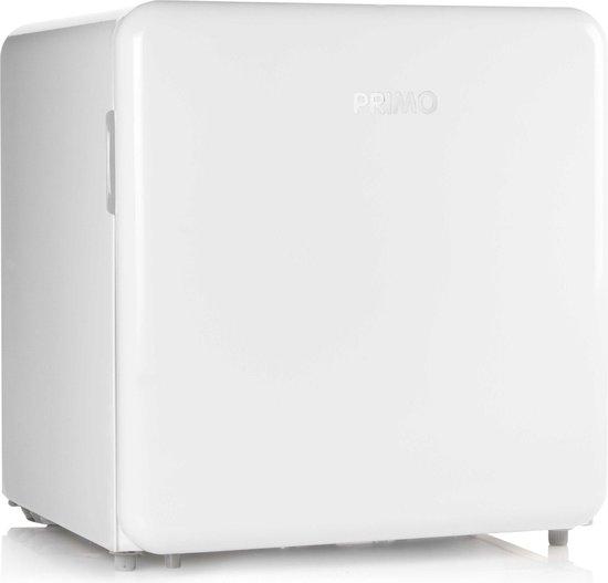 Koelkast: PRIMO PR110RKW - Mini-koelkast retro - Wit, van het merk PRIMO