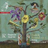 Ragazze Quartet - Bartok Bound Vol.1 - String Quartet