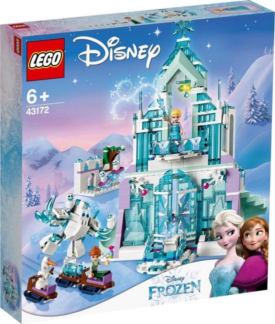 LEGO Disney Frozen Elsa's Magische IJspaleis - 43172 - cadeau voor 8 jarige dochter