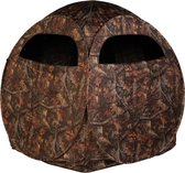 Stealth Gear Nature Photographers Square Hide Schuiltent - Camo - 2 Persoons