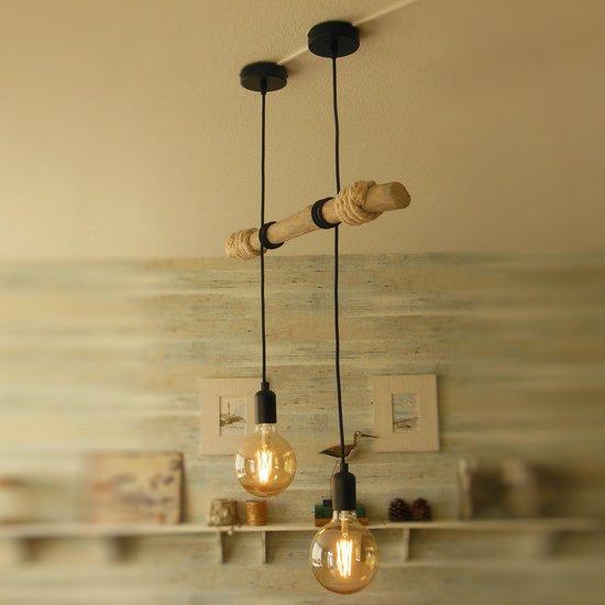 Ongekend bol.com | Plafond Lamp Hangend - Industrieel Design Hanglamp WM-97