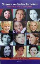 Sirenes verleiden tot lezen - Interviews met 12 schrijfsters