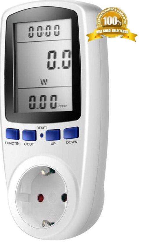 Energiemeter – verbruiksmeter – energiekostenmeter – elektriciteitsmeter – energieverbruiksmeter – stopcontact