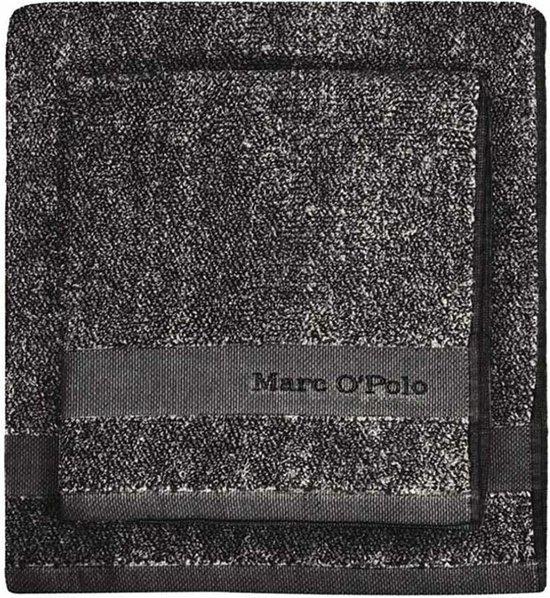 Marc O'Polo Melange Night & Oatmeal-6 x Washandjes (16 x 22 cm)