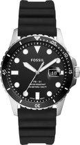 Fossil Blue Heren Horloge FS5657 - Zilver