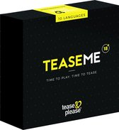 Tease & Please TEASEME - Geel - Erotisch Bordspel