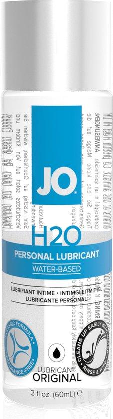 System JO H2O Glijmiddel Waterbasis - 60 ml