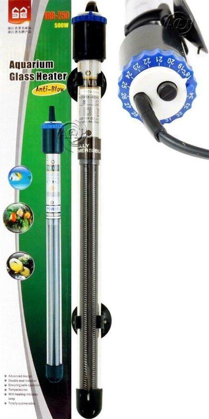 SunSun Aquarium Heater - Aquariumverwarmer  -500 watt