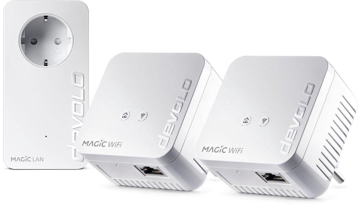 Devolo Magic 1 - Multiroom Kit - 3 stuks