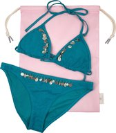 SUITSUIT Fabolous Fifties Bikini Tas - Pink Dust