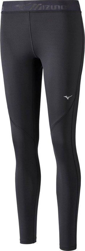 Mizuno Impulse Core Sportbroek - Maat XS  - Vrouwen - zwart