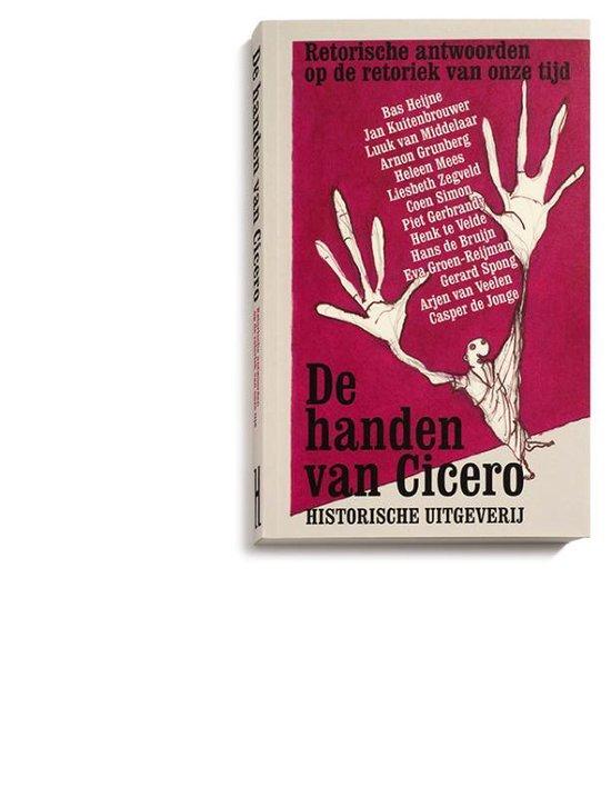 De handen van Cicero - Hans de Bruijn  