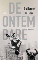 Boek cover De ontembare van Guillermo Arriaga (Paperback)