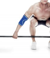 Rehband Elbow Support Blue Line-Maat XXL: 32 - 34 cm
