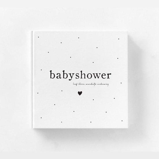 Babyshower Boek Original