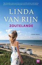 Boek cover Zoutelande van Linda van Rijn (Paperback)