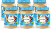 NaturNes® Bio Pastinaak, Zoete Aardappel, Kalfsvlees 6+ mnd