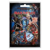 Plectrumset Iron Maiden Later Albums (set van 5 stuks)