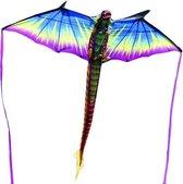 XKites 3D Dragon - Vlieger - Eenlijner - Kids
