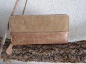 Luxe portemonnee van Zilla