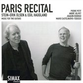 Paris Recital