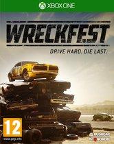 Koch Media Wreckfest, Xbox One Basis Engels