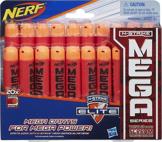 NERF Mega 20 Darts - Refill